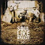 pochette du cd Soul Like Breeze